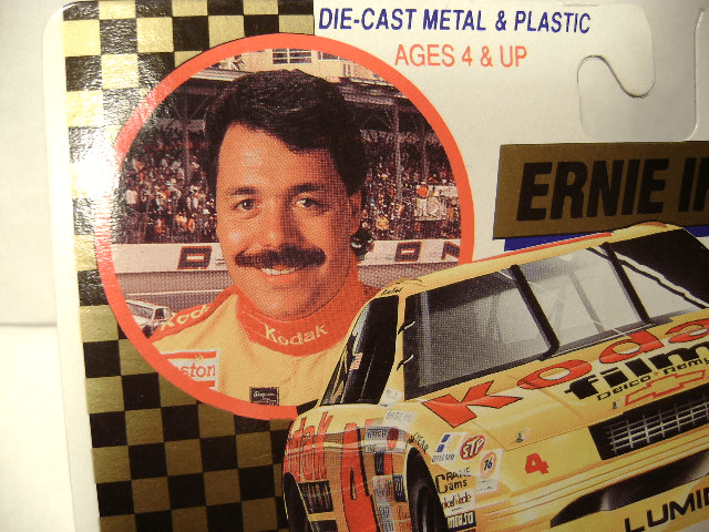 Interview: Drafting the Circuits: Ernie Irvan