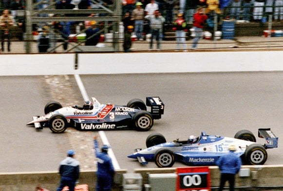 I Almost Won the Indy 500: A Brief History of Thrills and Controversy