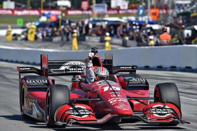 IndyCar: One-Car Team Poised to Slay the Giants