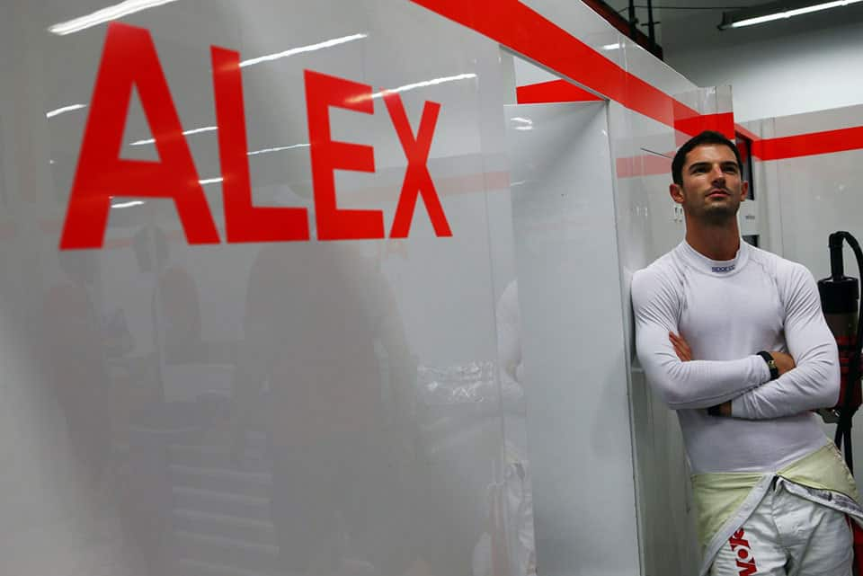 Alexander Rossi Represents USA For Manor F1 At The US Grand Prix At Circuit of the Americas