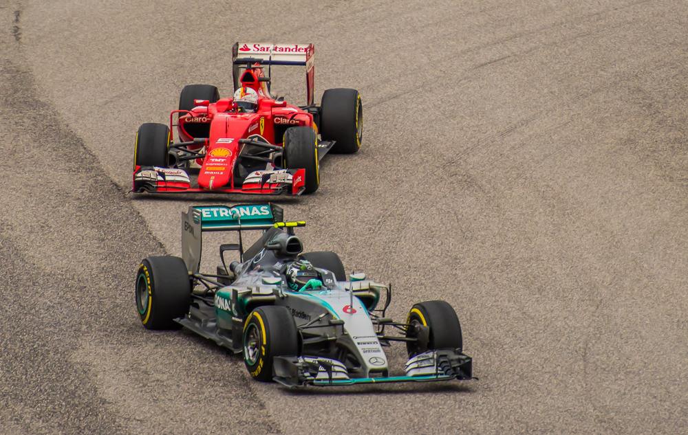 The Formula 1 Season Begins In Australia.  Welcome To OZ!