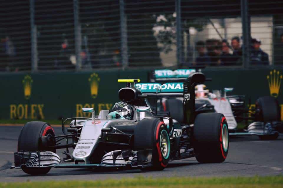 Formula 1 Opener Creates Thunder Down Under