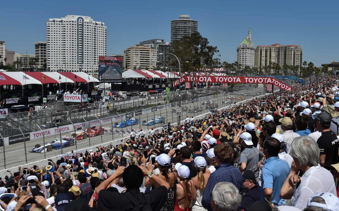 A Look Back: Forty Plus Years of Action at Long Beach