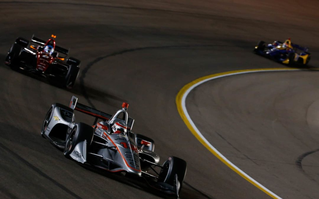 New-look IndyCar Set to Make Oval Racing Debut at Phoenix