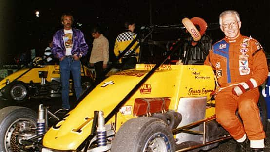 Hall of Fame Driver Mel Kenyon and Photographer Vaughn Kenyon (Interview Only)