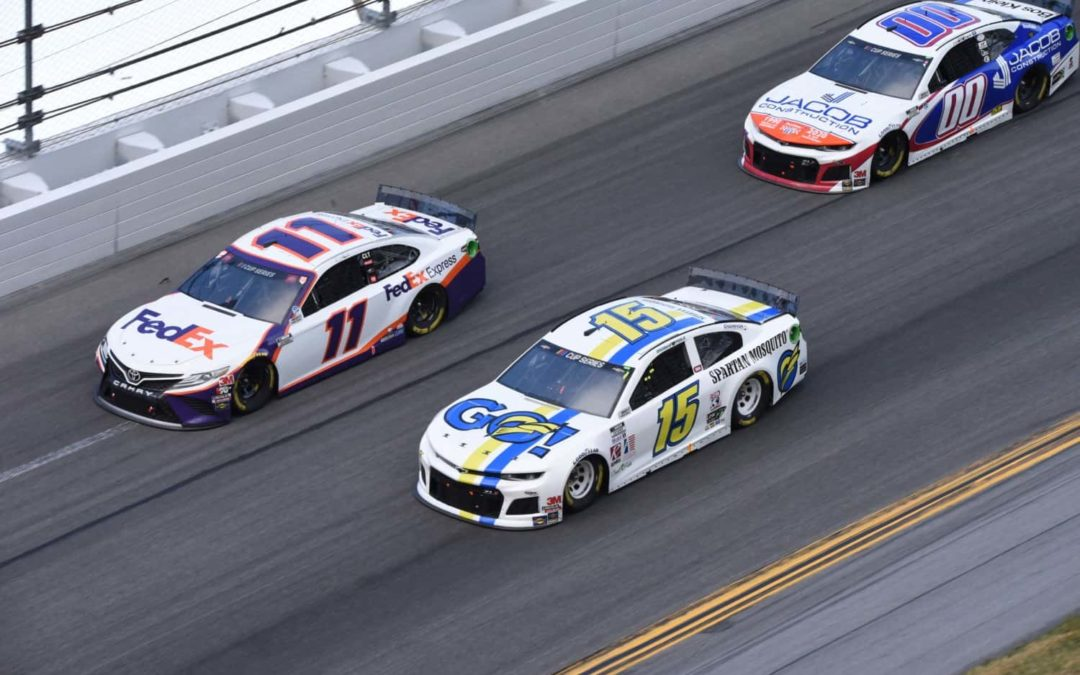 Houff and Poole Take Different Approach Towards Rookie Cup Season