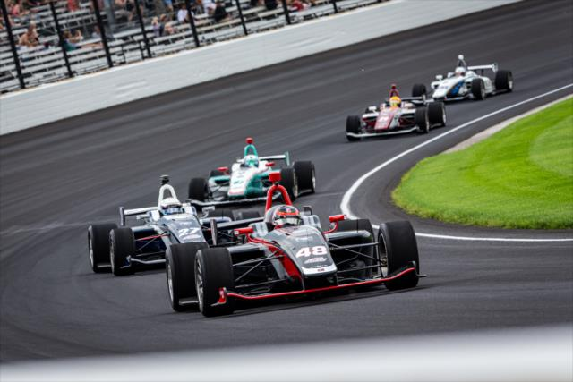 Indy Lights Teams Stuck in Limbo for 2020