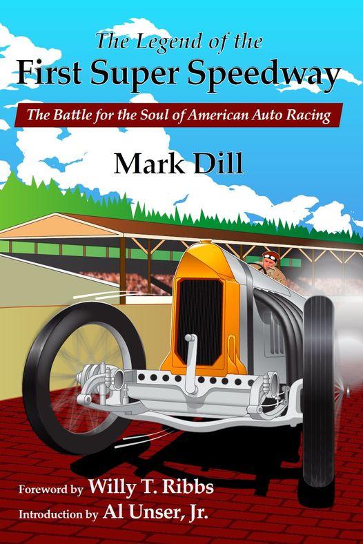 Mark Dill, Author and Race Historian