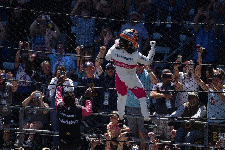 GALLERY: 105th Indianapolis 500