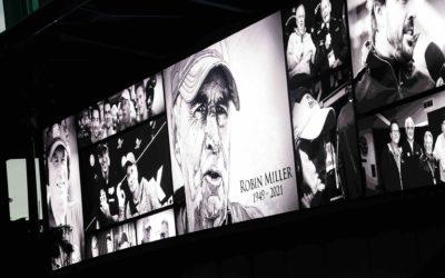 Robin Miller 1949-2021