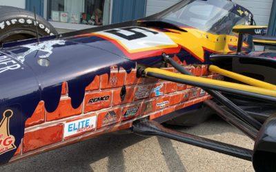 Facebook Fan Group becomes IndyCar Sponsor