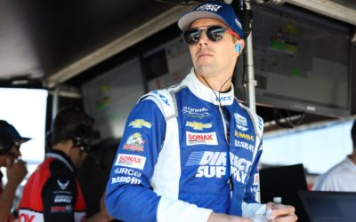 Oliver Askew to Run Last Three Races for Rahal Letterman Lanigan