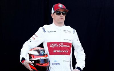 2021 Will Be It for Kimi Raikkonen in Formula One