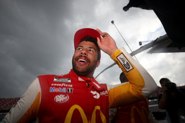 Wallace Scores Historic Triumph in Rain-Shortened NASCAR Cup Race at Talladega