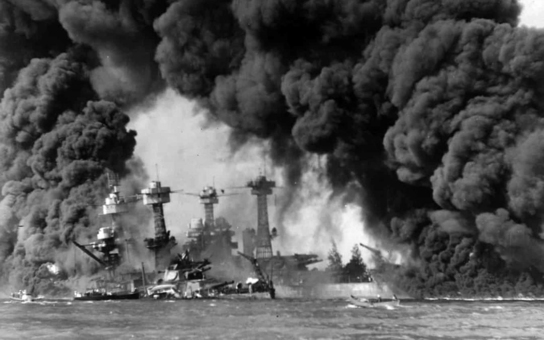 OMR Episode 21 – 75th anniversary of Pearl Harbor