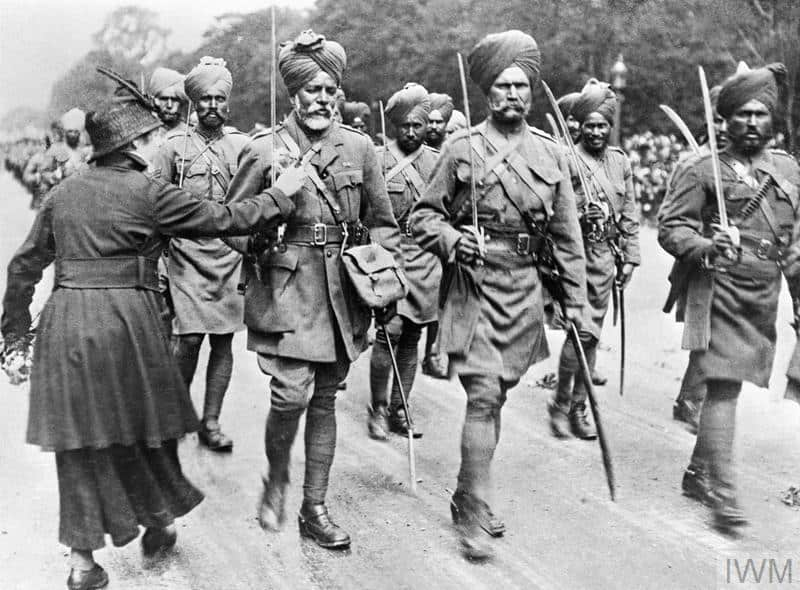 Episode 116 – WWI Series Part 2: Indian Army