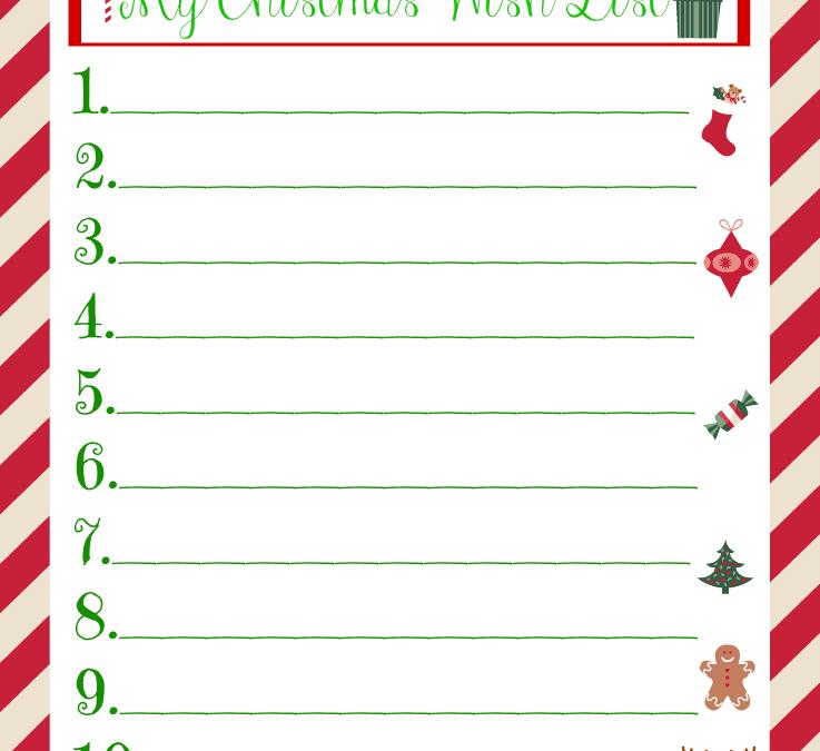 126 PDAWG's Christmas List