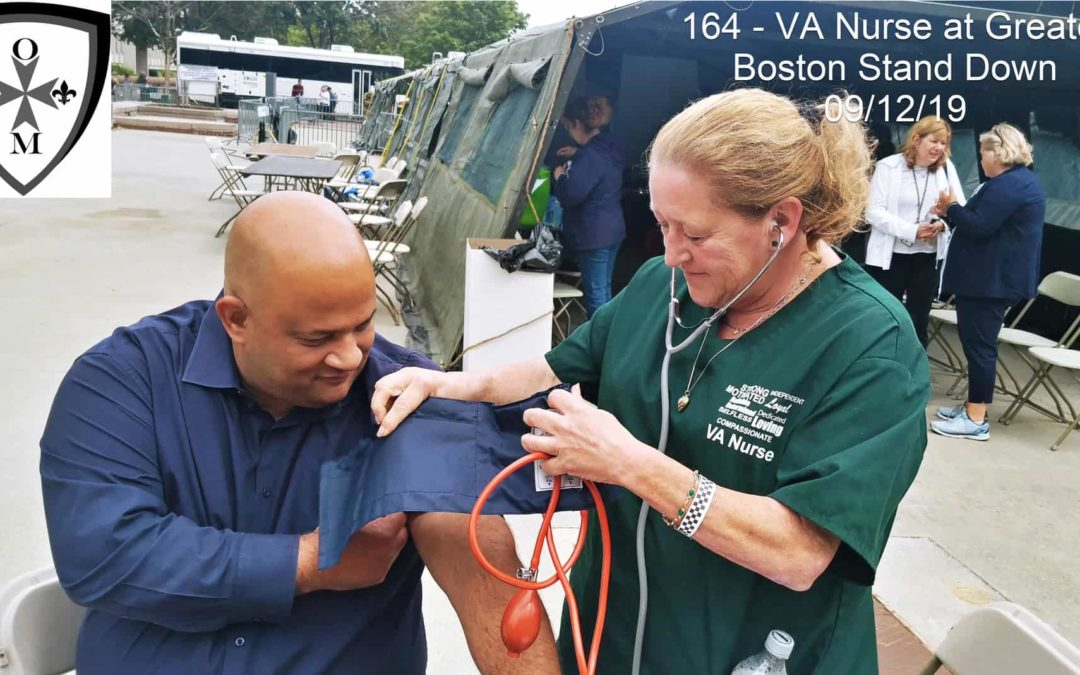 164 – VA Nurses at Greater Boston Stand Down
