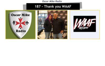 187 – Thank You WAAF