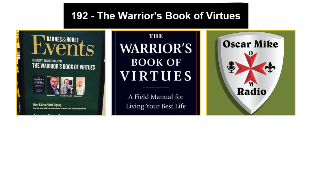 192 – The Warrior's Book of Virtues