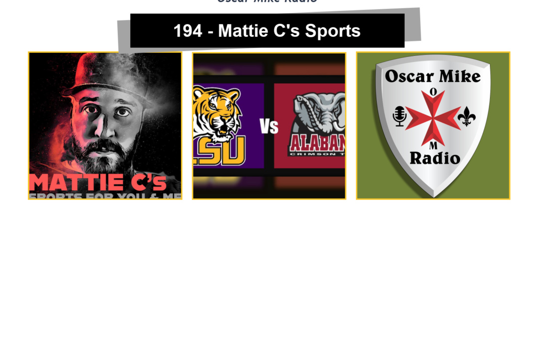 194 – Mattie C's Sports for You & Me