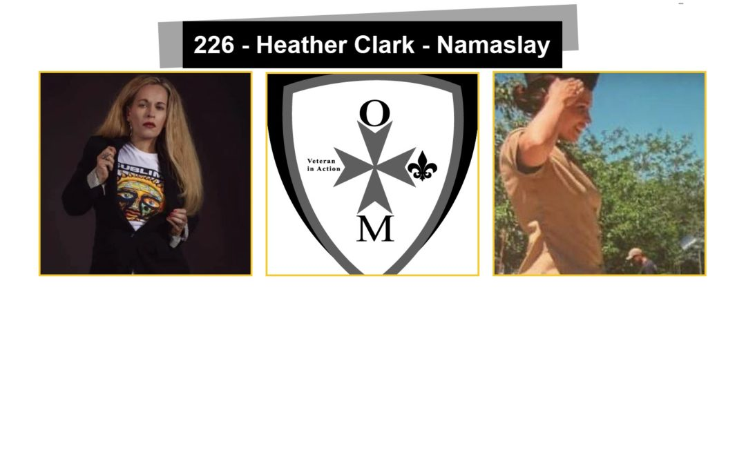 226 – Heather Clark – Namaslay