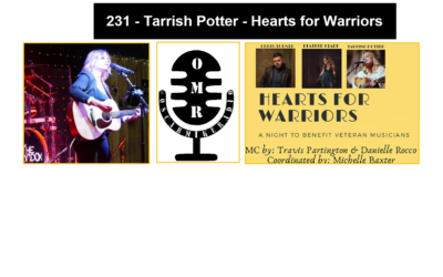 231 – Tarrish Potter – Hearts for Warriors