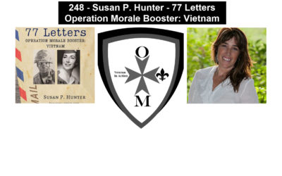 248 – 77 Letters – Operation Morale Booster: Vietnam