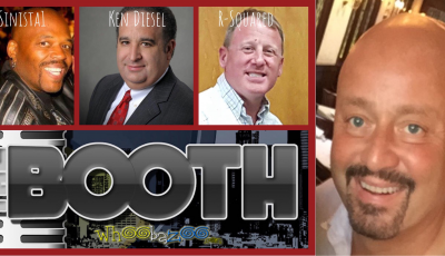 The Booth: Aug. 20, 2019 – Special Guest John Napolitano (NY Mets & Telecommunications)