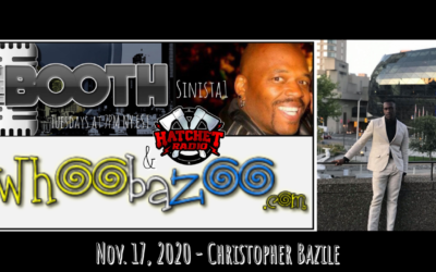 The Booth: Nov. 17, 2020 – Christopher Bazile